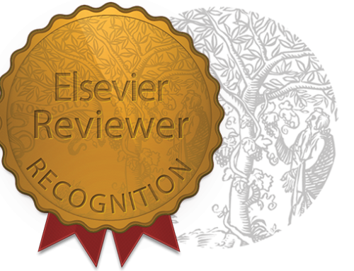 Outstanding reviewer award 2017