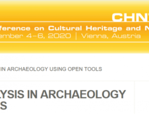 UNIGIS Workshop for Archaeologists